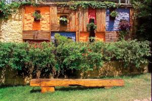 C mo dise ar un jard n peque o for Como disenar un jardin pequeno