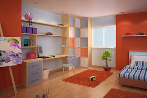 ideas decoracion habitacion infantil