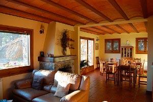 Consejos para decorar al estilo r stico - Como decorar un salon rustico ...