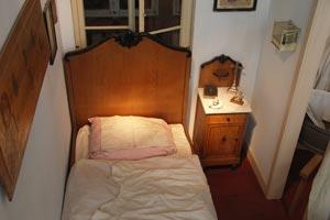 C mo aprovechar el espacio en un dormitorio peque o for Como acomodar un cuarto pequeno