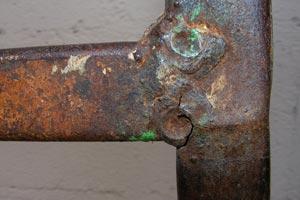 C mo restaurar antiguedades oxidadas for Antiguedades para restaurar