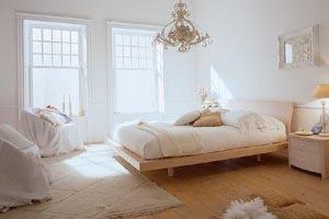 cmo decorar una habitacin en blanco - Como Decorar Una Habitacion