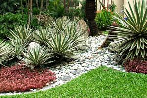 Ideas para dise ar un jard n con plantas - Como disenar un jardin exterior ...