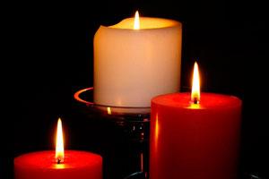 Como Decorar Velas O Velones - Como-decorar-una-vela